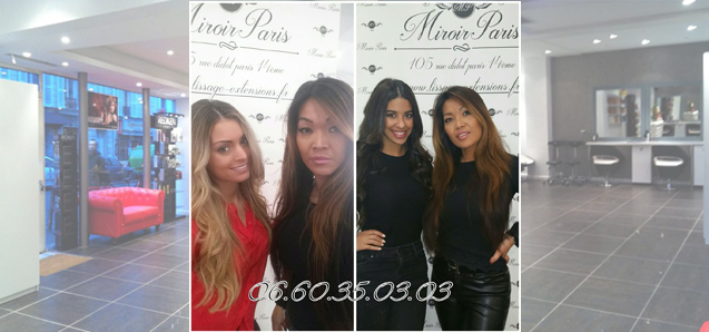 Salon extension cheveux naturel paris