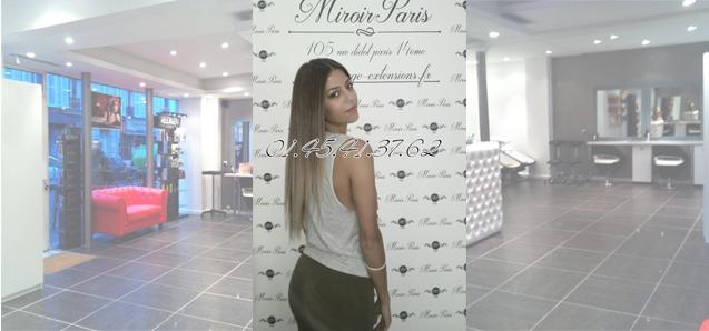 Au Salon Miroir Paris, nous avons reçu Anissa, de l'émission Moundir et les apprentis aventuriers et des Marseillais !